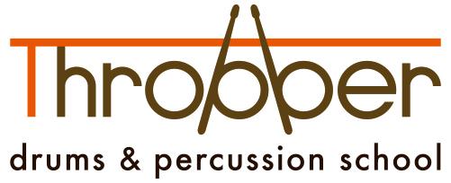 Throbber drums&percussion school 松戸・流山・柏の中間、北小金駅前のドラム、パーカッション教室